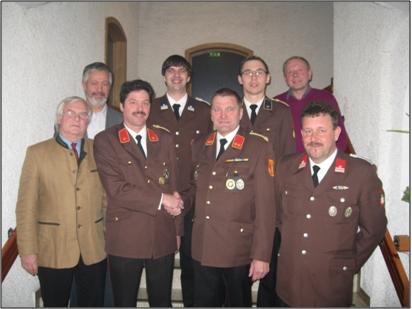 Gewähltes Kommando 2011