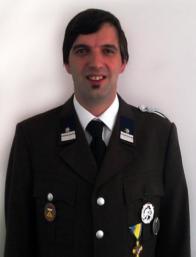 Kommandant Johannes Infanger
