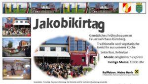 Jakobikirtag FF Kürnberg