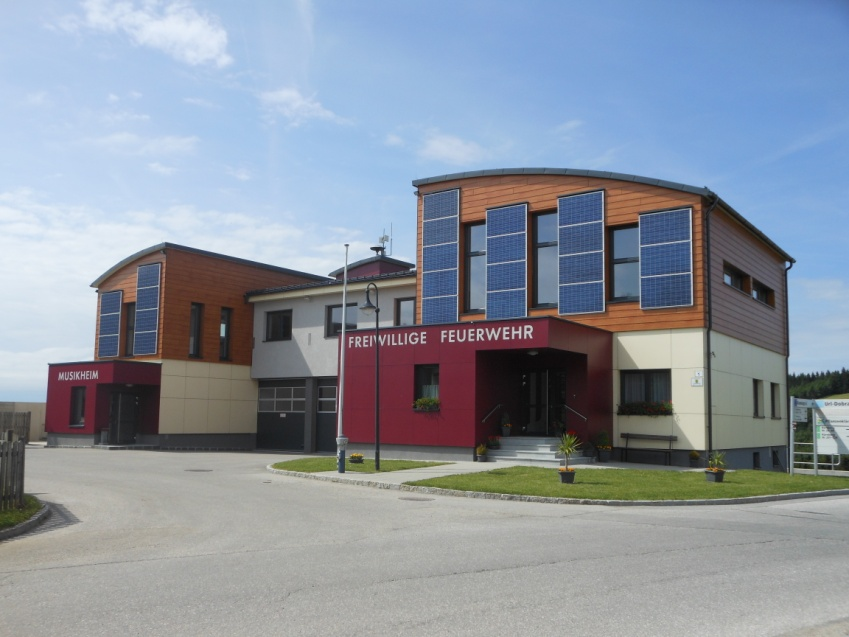 Feuerwehrhaus Kürnberg