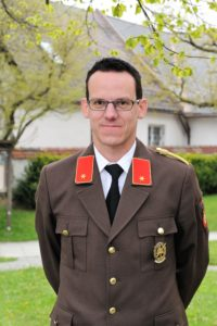 Dorfmayr Michael Stellvertreter des Kommando