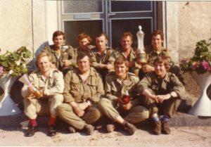 FF Kürnberg Bewerbsgruppe 1978