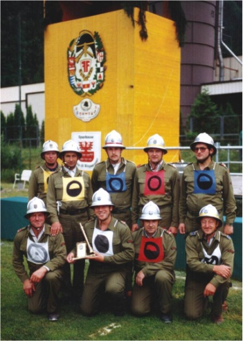 FF-Kürnberg Bewerbsgruppe 1988